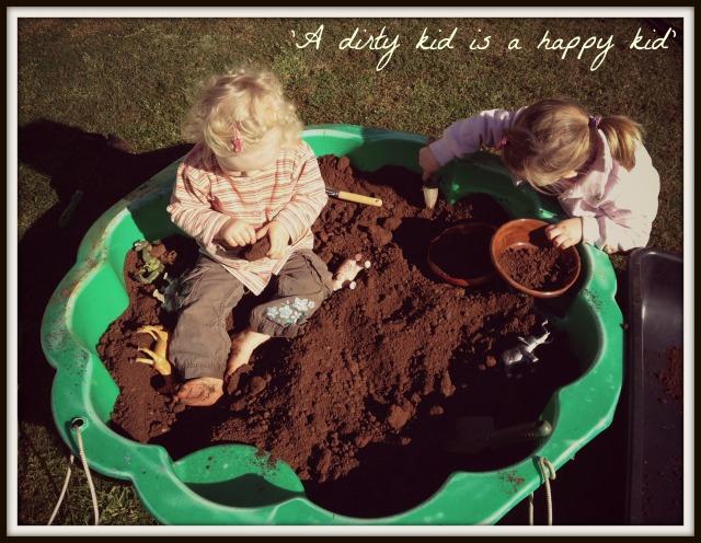 3 dirt pit
