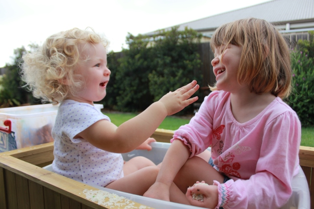 Could NOT forcing toddlers to share help with sharing issues?