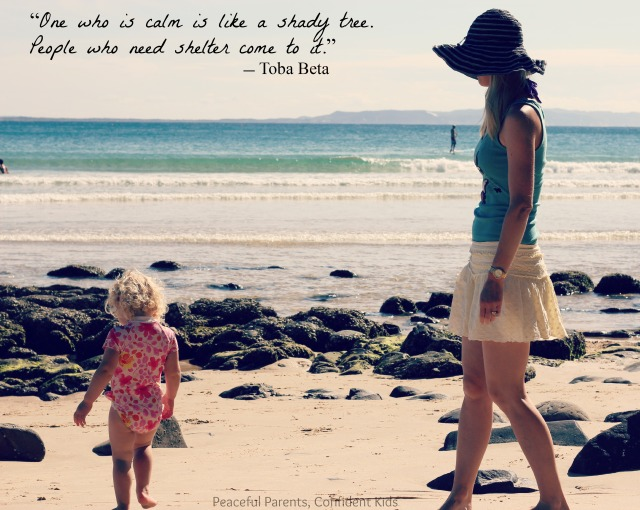 Tips For Staying Calm With Children ~ Peaceful Parents, Confident Kids